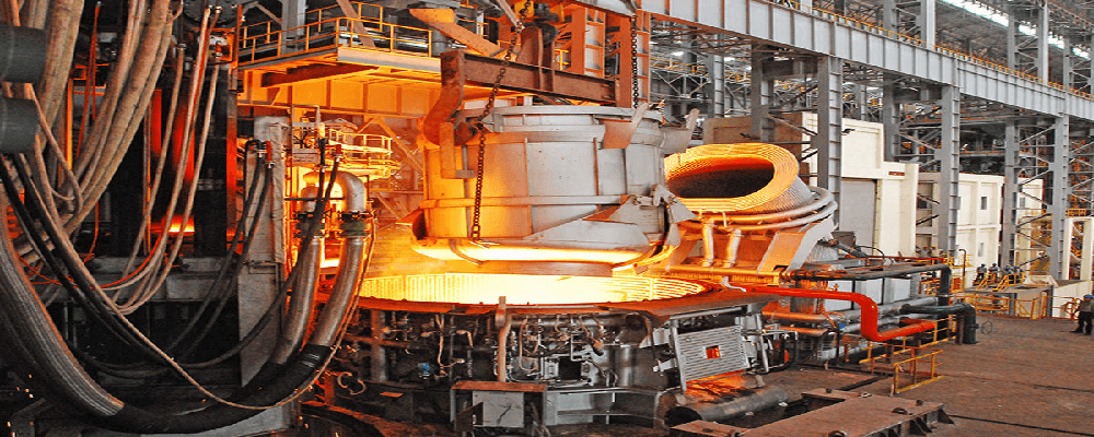 Products Used In Steel Plants and Turnkey Projects